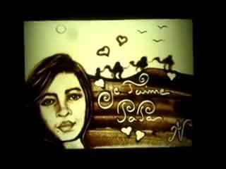 Gilia Clip Noël par Nadia Amlou Agadir evenementiels